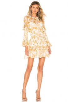 THURLEY Inca Mini Dress