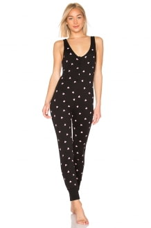 Wildfox Couture Falling Hearts Onesie
