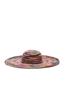 Sensi Studio Long Brim Lady Crochet Hat