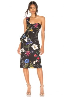 Parker Black Kysha Dress