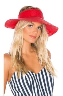 Sensi Studio Long Brim Visor Hat