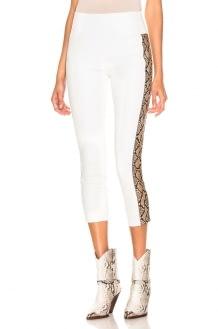 SPRWMN Snake Stripe Capri Legging