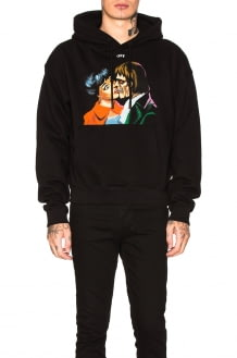 Off-White Kiss Over Hoodie