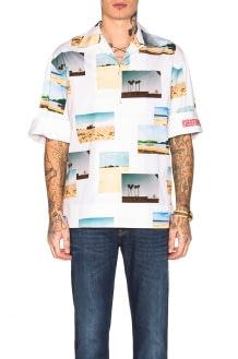 CALVIN KLEIN 205W39NYC Printed Shirt