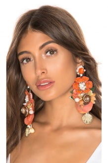 Ranjana Khan Helios Earring