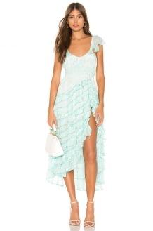 ROCOCO SAND Cruise Maxi Dress