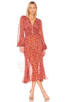 Caroline Constas Syros Dress