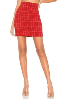 h:ours Johan Mini Skirt