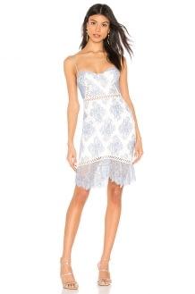 X by NBD Timantha Mini Dress