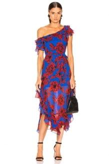 Marissa Webb Sofia Print Dress