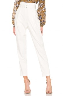 BCBGMAXAZRIA High Waisted Trouser