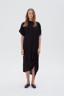 Shopatvelvet Proportion Dress Black