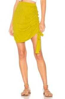 Indah Grace Side Cinch Skirt