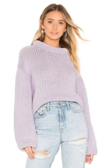 Tibi Solid Pullover Sweater